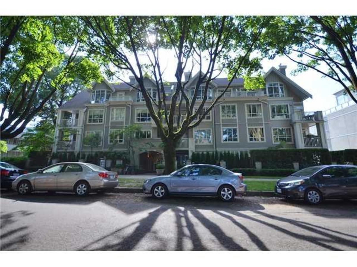 Building at 309 - 2755 Maple, Kitsilano, Vancouver West