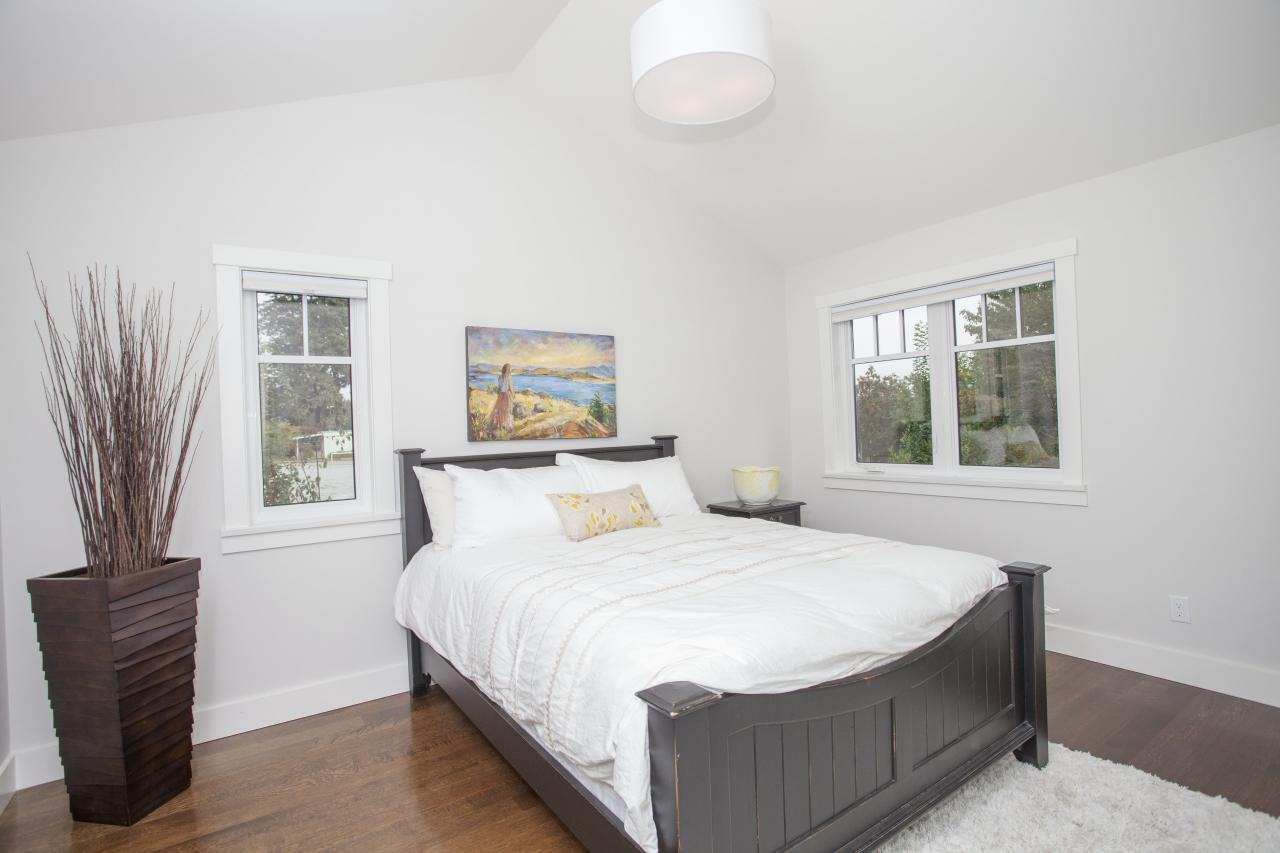 bedroom guest at 2478 Kings, Dundarave, West Vancouver