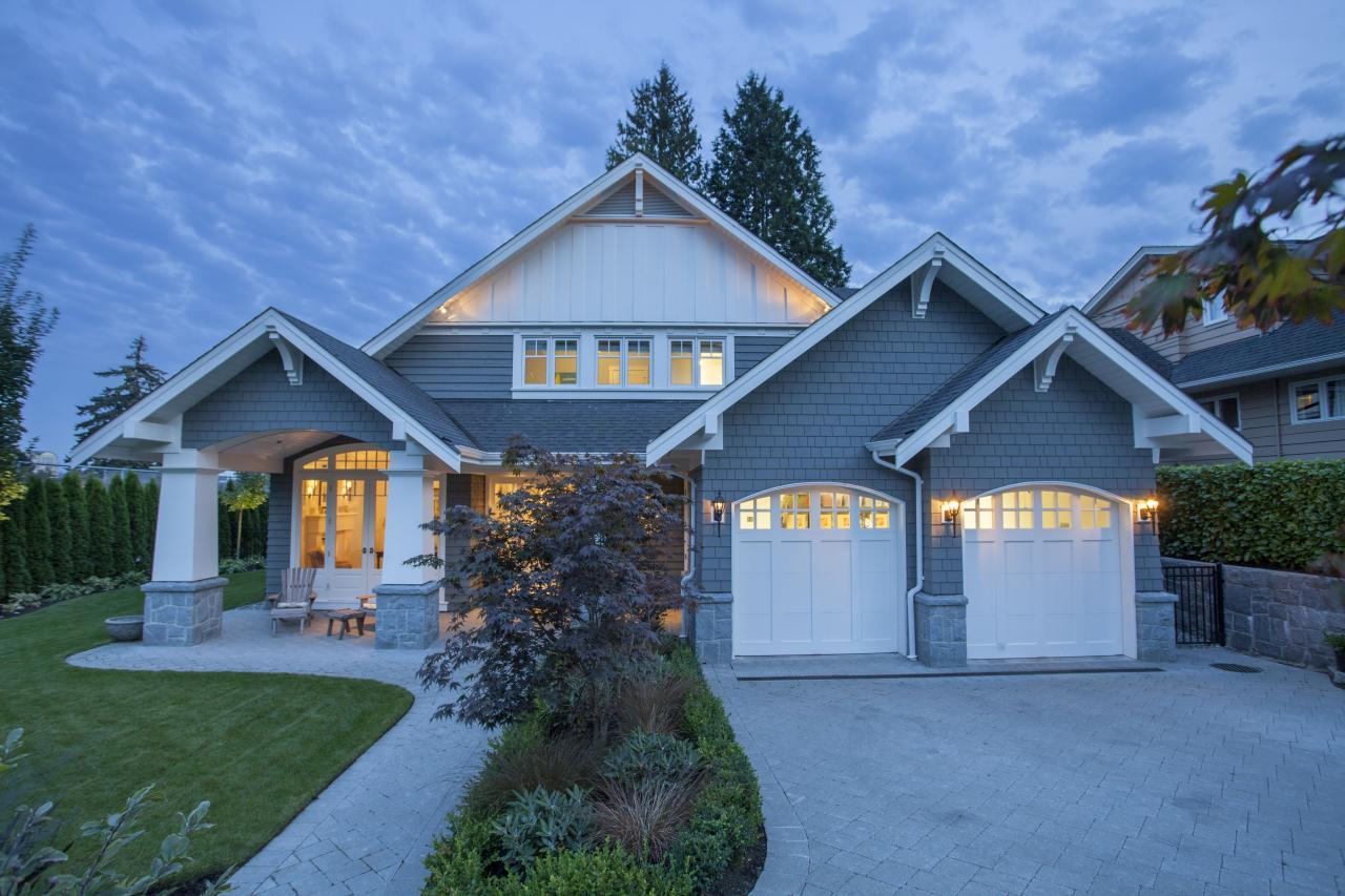 Craftsman style home at 2478 Kings, Dundarave, West Vancouver