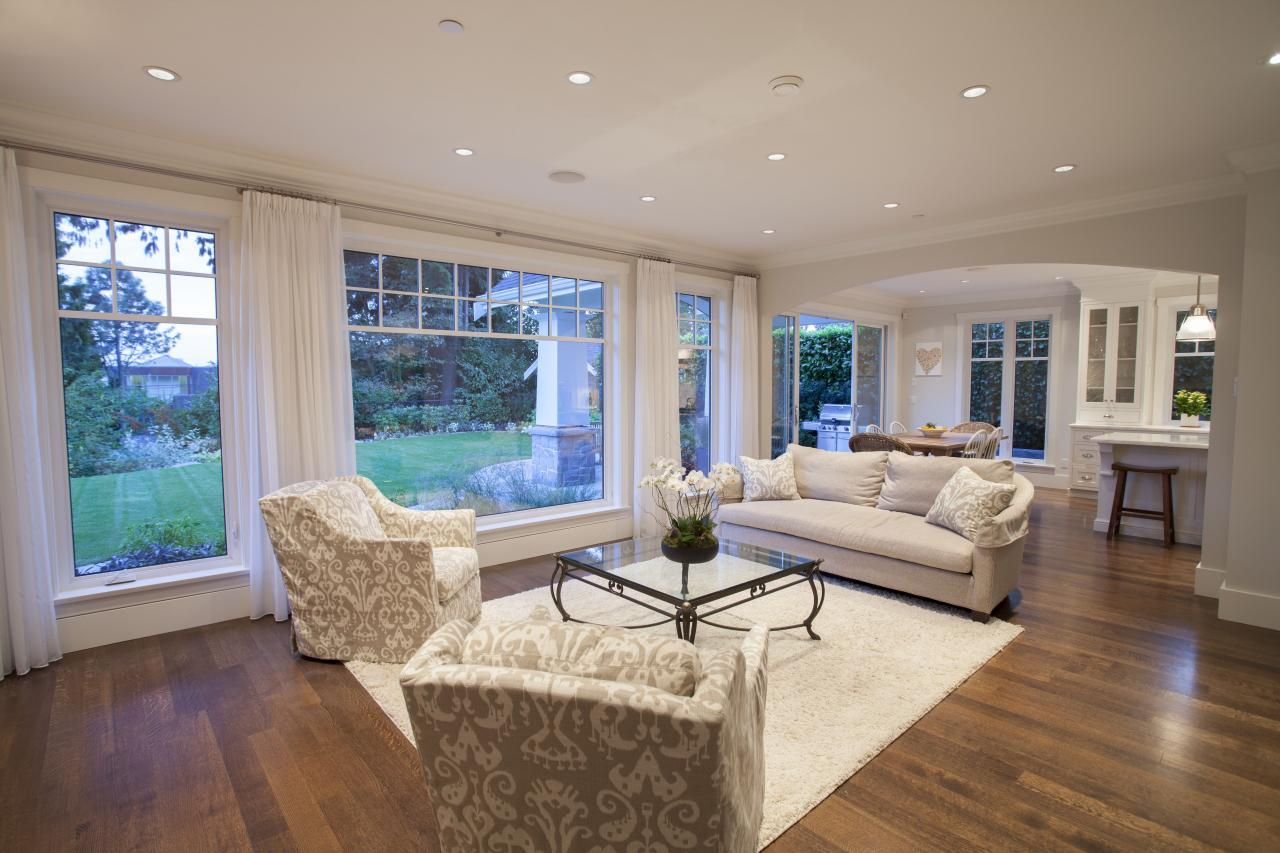 living area main at 2478 Kings, Dundarave, West Vancouver