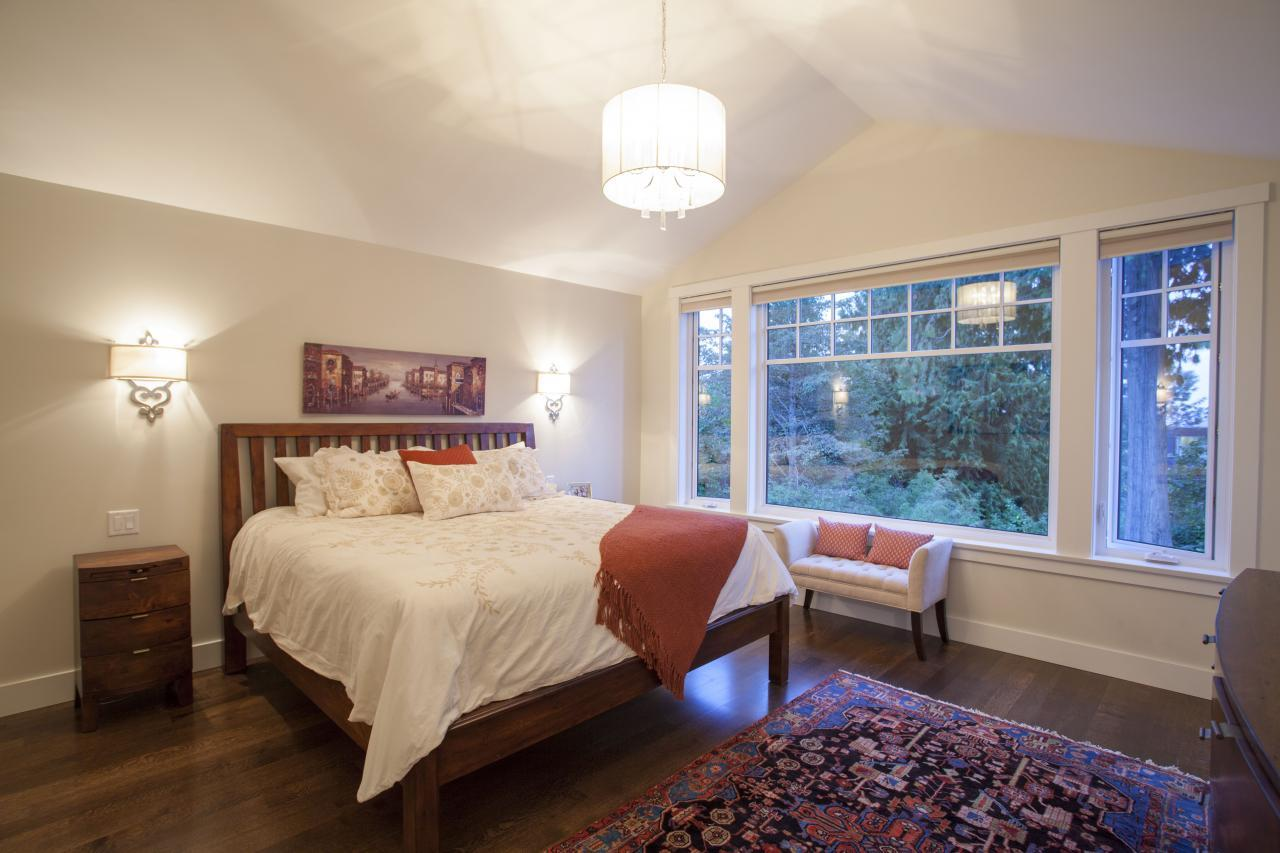 masterbed at 2478 Kings, Dundarave, West Vancouver