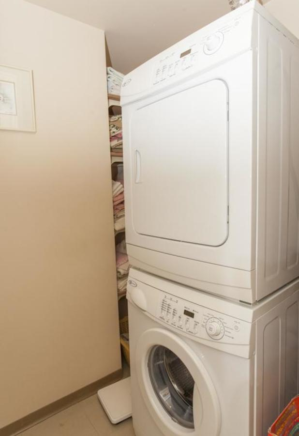 Laundry at 402 - 1485 Duchess, Ambleside, West Vancouver