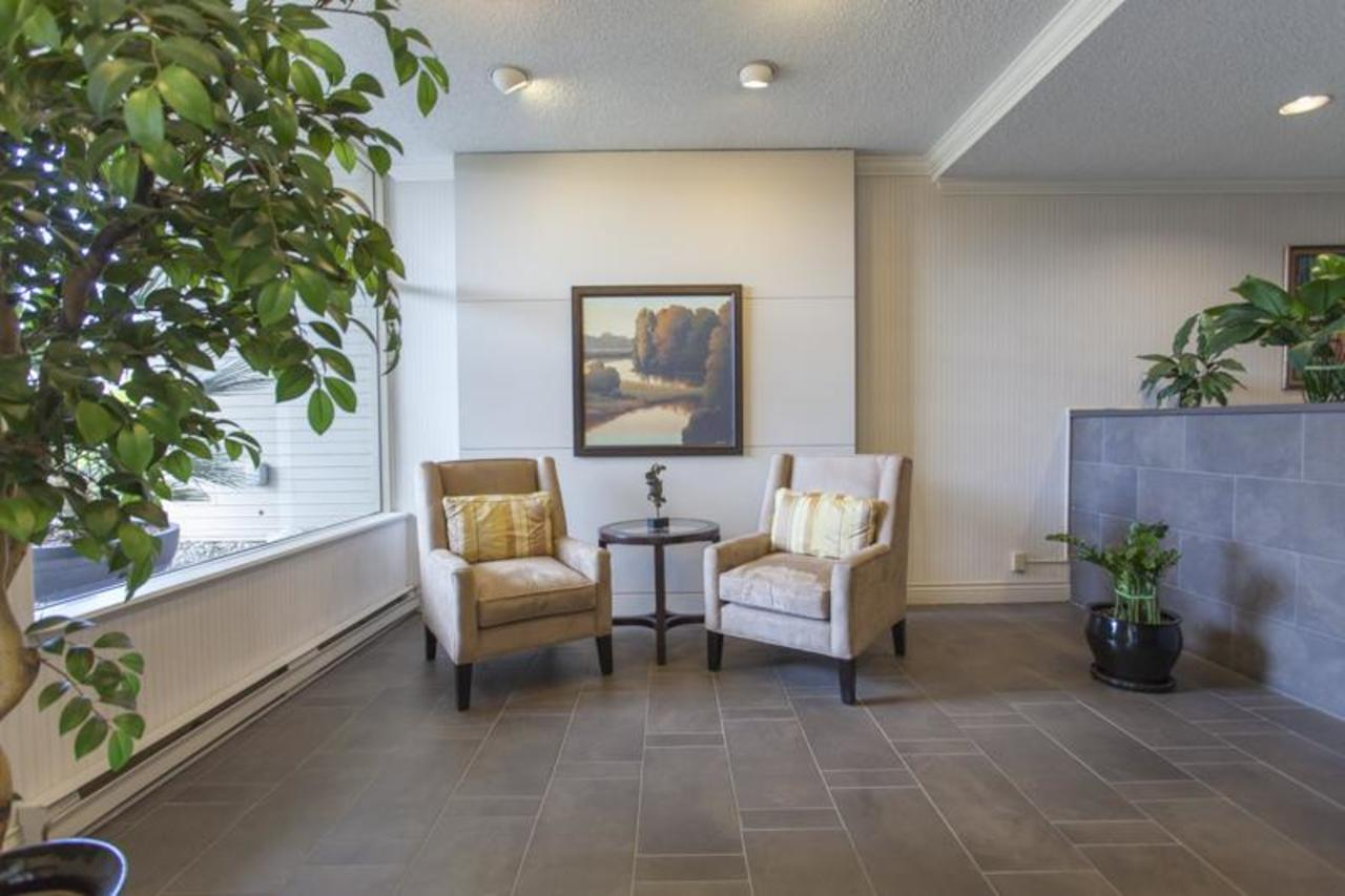 Lobby1 at 402 - 1485 Duchess, Ambleside, West Vancouver