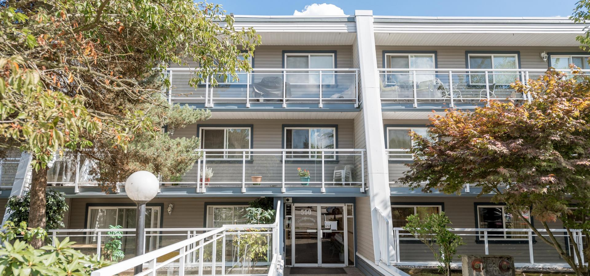 208 - 550 Royal Avenue, Downtown NW, New Westminster
