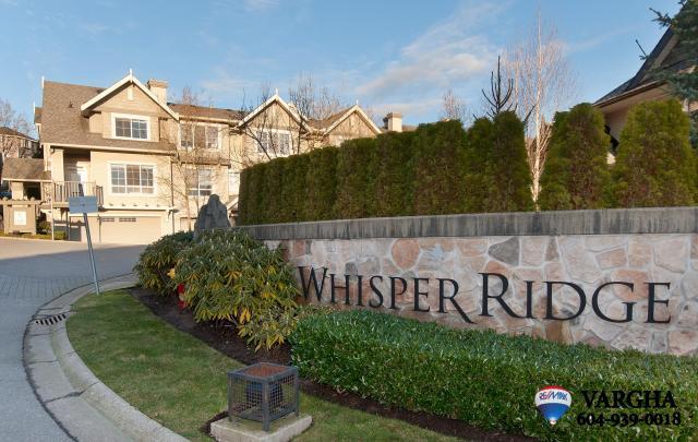 77 - 2978 Whisper Way, Westwood Plateau, Coquitlam 2