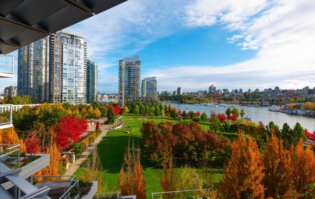 802 - 638 Beach Crescent, Yaletown, Vancouver West 2