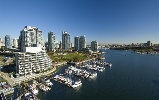 802 - 638 Beach Crescent, Yaletown, Vancouver West 4
