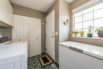 Laundry and Utility Room at 12220 234 Street, East Central, Maple Ridge