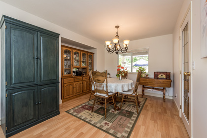 Dining Room at 12220 234 Street, East Central, Maple Ridge