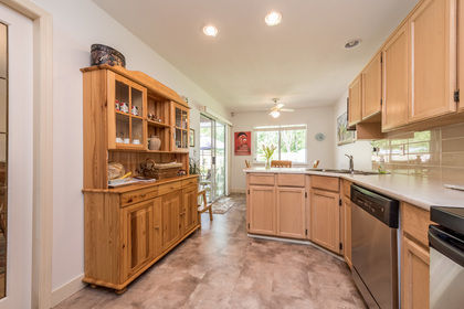 Kitchen at 12220 234 Street, East Central, Maple Ridge