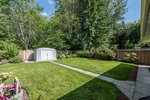 Back Yard at 12220 234 Street, East Central, Maple Ridge