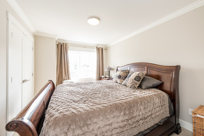 Bedroom at 25 - 10151 240 Street, Albion, Maple Ridge