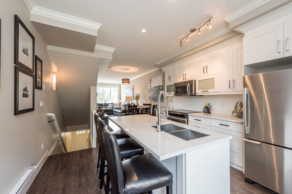 Kitchen at 25 - 10151 240 Street, Albion, Maple Ridge