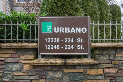 Urbano at 418 - 12248 224 Street, East Central, Maple Ridge