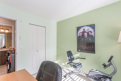 Bedroom #2 at 418 - 12248 224 Street, East Central, Maple Ridge