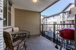 Spacious Balcony at 307 - 5454 198 Street, Langley City, Langley