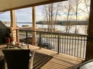 23-deck3 at 105 - 22327 River Road, West Central, Maple Ridge