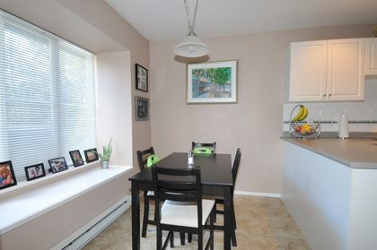 Eating Area at 47 - 23085 118, East Central, Maple Ridge