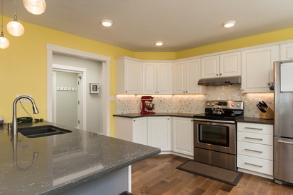 Open Concept Kitchen at 506 - 1225 Merklin Street, White Rock Rock,
