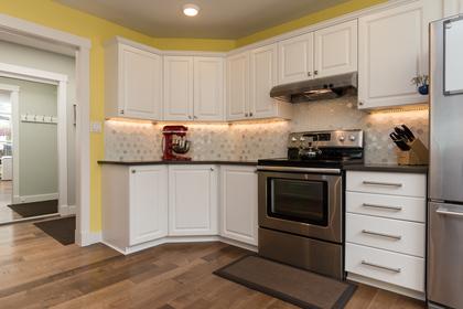 Bright Kitchen at 506 - 1225 Merklin Street, White Rock,