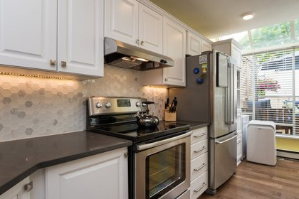 Kitchen Lighting at 506 - 1225 Merklin Street, White Rock,