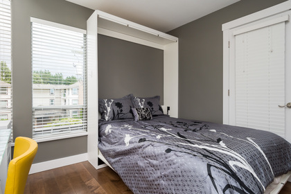 Murphy Bed at 506 - 1225 Merklin Street, White Rock Rock,