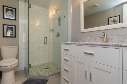 Main Bathroom at 506 - 1225 Merklin Street, White Rock Rock,