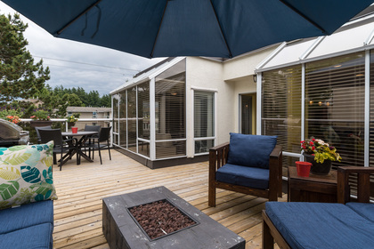 Outdoor Entertaining at 506 - 1225 Merklin Street, White Rock,