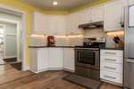 Bright Kitchen at 506 - 1225 Merklin Street, White Rock,