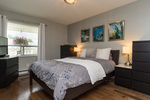 Master Bedroom at 506 - 1225 Merklin Street, White Rock Rock,