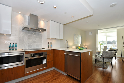 14 at 610 - 159 W 2nd Avenue, False Creek, Vancouver West