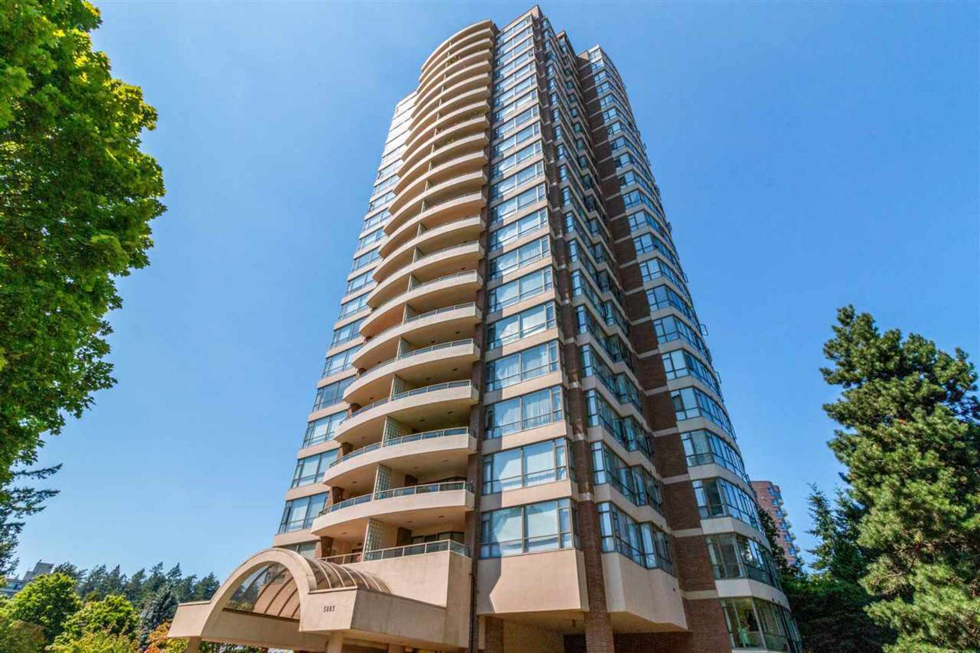 201 - 5885 Olive Avenue, Metrotown, Burnaby South