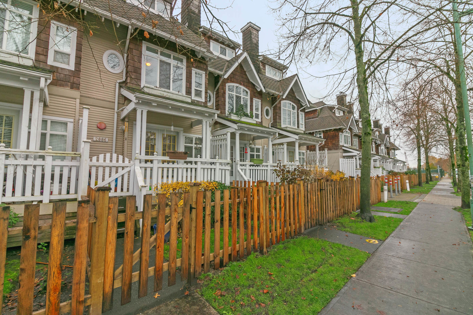 18 at 2886 E Kent Avenue S, Fraserview VE, Vancouver East