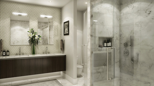hero-ch_v8_ensuite at 888 Government Street, Downtown, Victoria