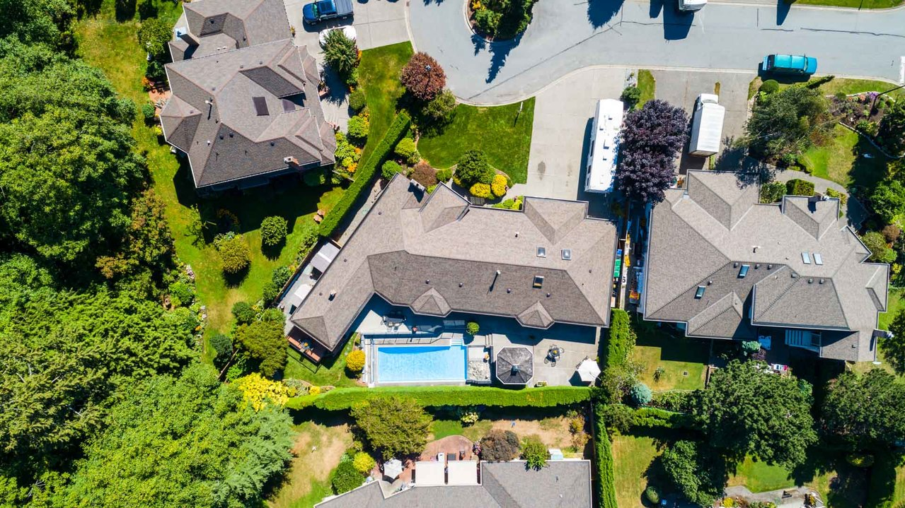 14125-30-ave-surrey-drone-shot at 14125 30 Avenue, Elgin Chantrell, South Surrey White Rock
