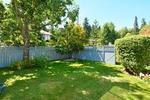 side yard at 2968 Northcrest Drive, Elgin Chantrell, South Surrey White Rock