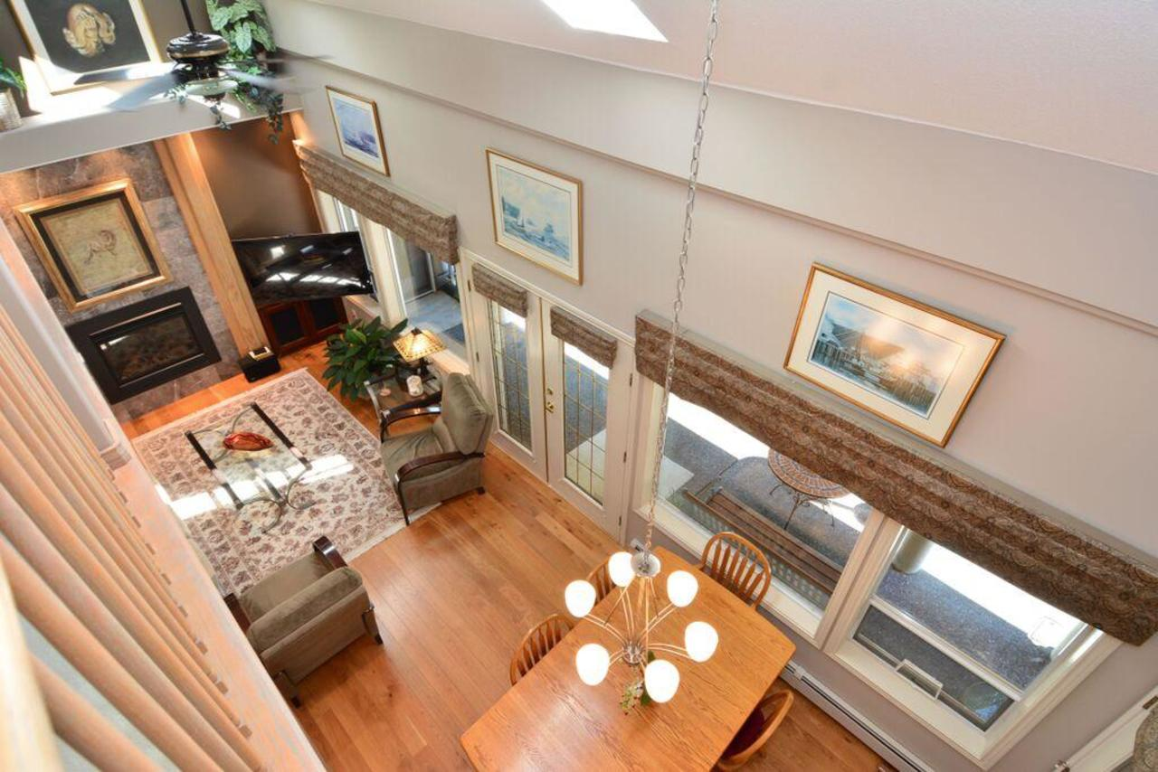 view from loft at 2968 Northcrest Drive, Elgin Chantrell, South Surrey White Rock
