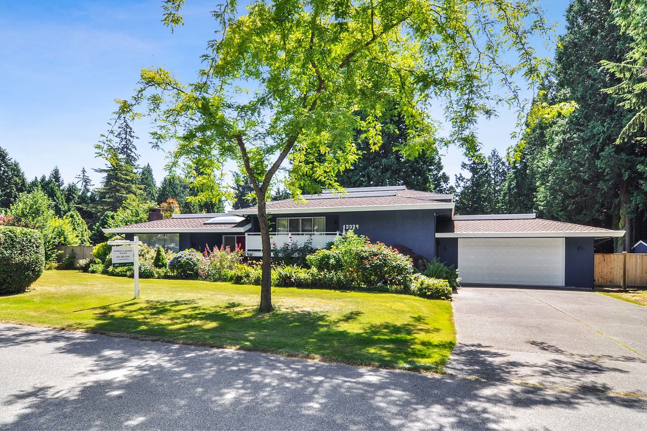 front-photo at 13324 18a Avenue, White Rock, South Surrey White Rock