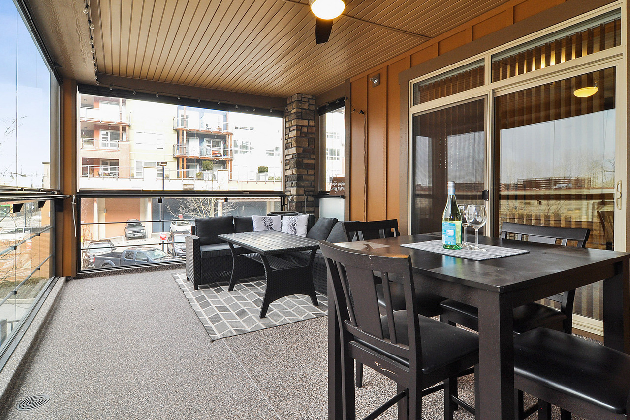 19 at A214 - 20716 Willoughby Town Centre Drive, Willoughby Heights, Langley