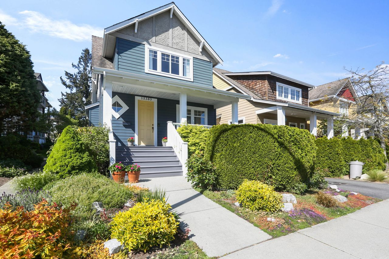 15383 Russell Avenue, White Rock, South Surrey White Rock