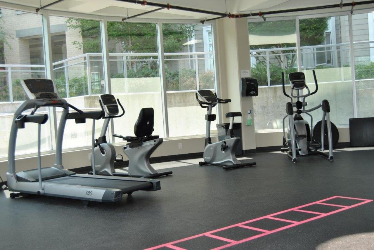 gym 2 at 202 - 15428 31 Avenue, Grandview Surrey, South Surrey White Rock