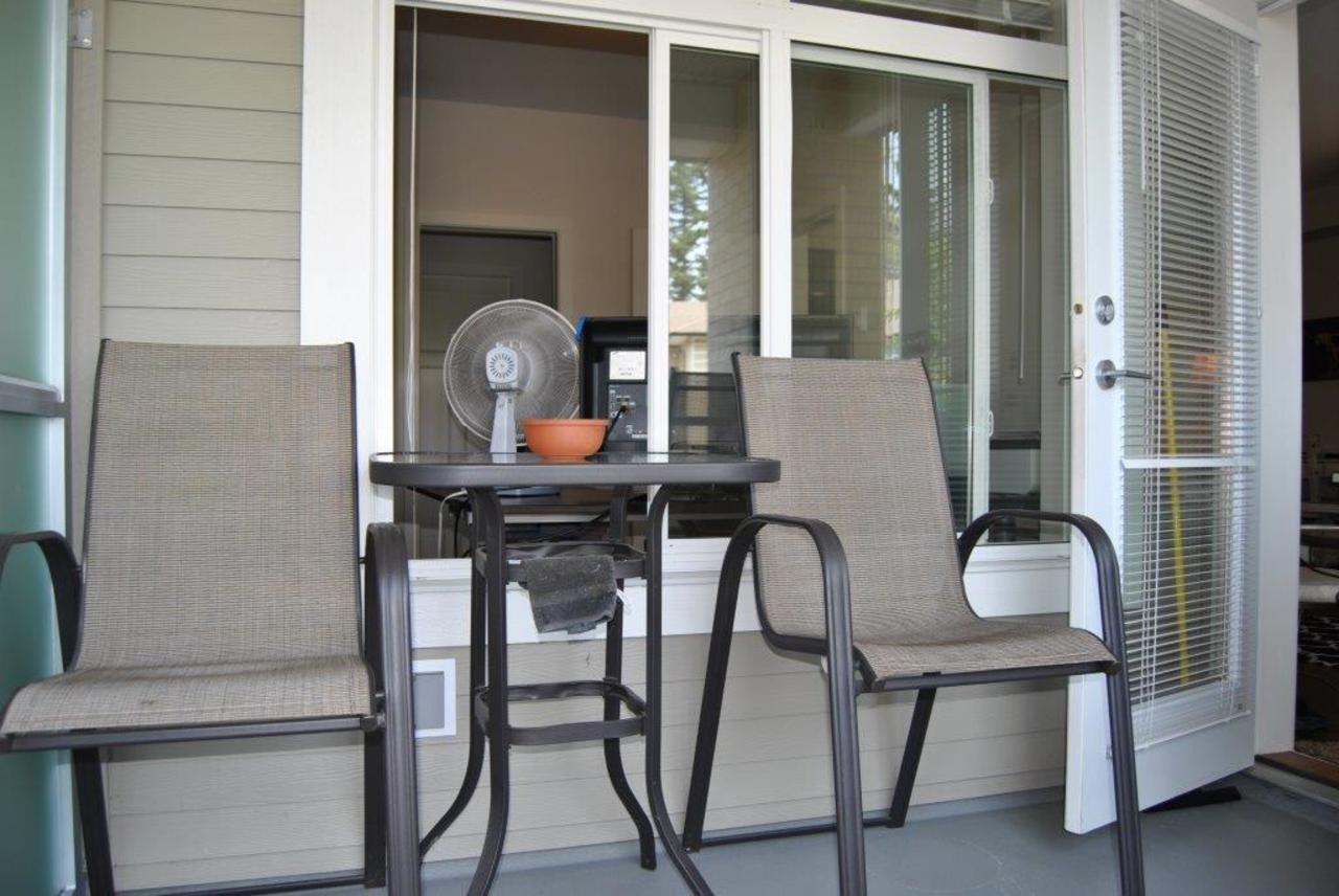 patio 2 at 202 - 15428 31 Avenue, Grandview Surrey, South Surrey White Rock