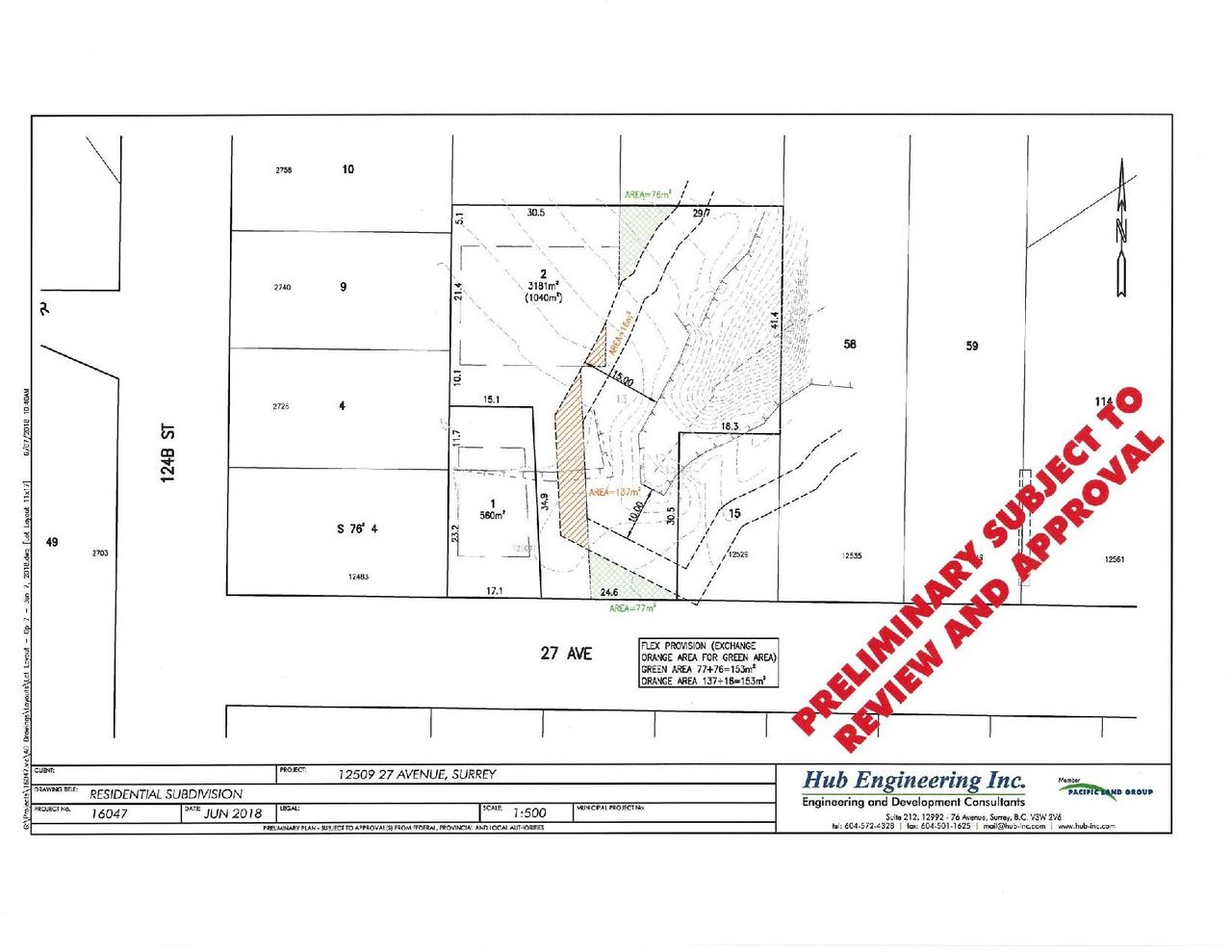 preliminary-lot-layout-page-001 at 12509 27 Avenue, Crescent Bch Ocean Pk., South Surrey White Rock