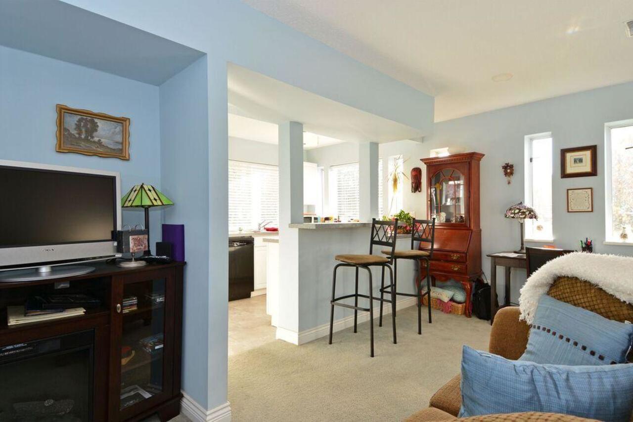 Suite Living Room at  16097 8 Avenue, South Surrey White Rock