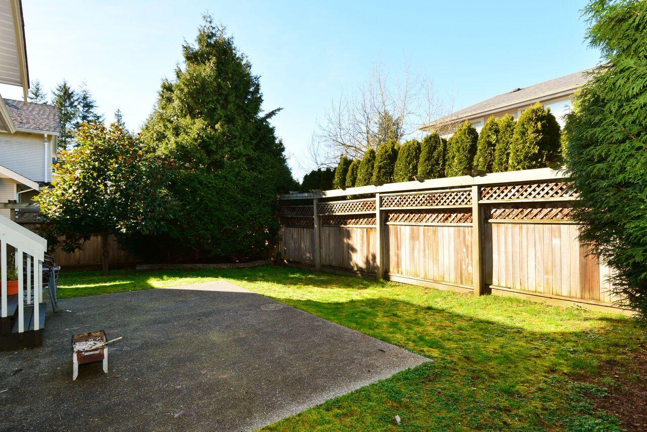 backyard-1 at 12747 24 Avenue, Crescent Bch Ocean Pk., South Surrey White Rock