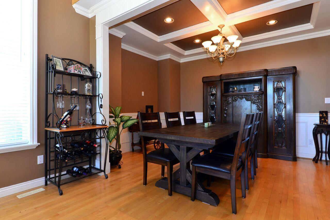 dining-room at 3598 Rosemary Heights Crescent, Morgan Creek, South Surrey White Rock