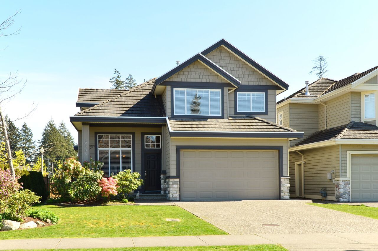 front-of-home at 3598 Rosemary Heights Crescent, Morgan Creek, South Surrey White Rock