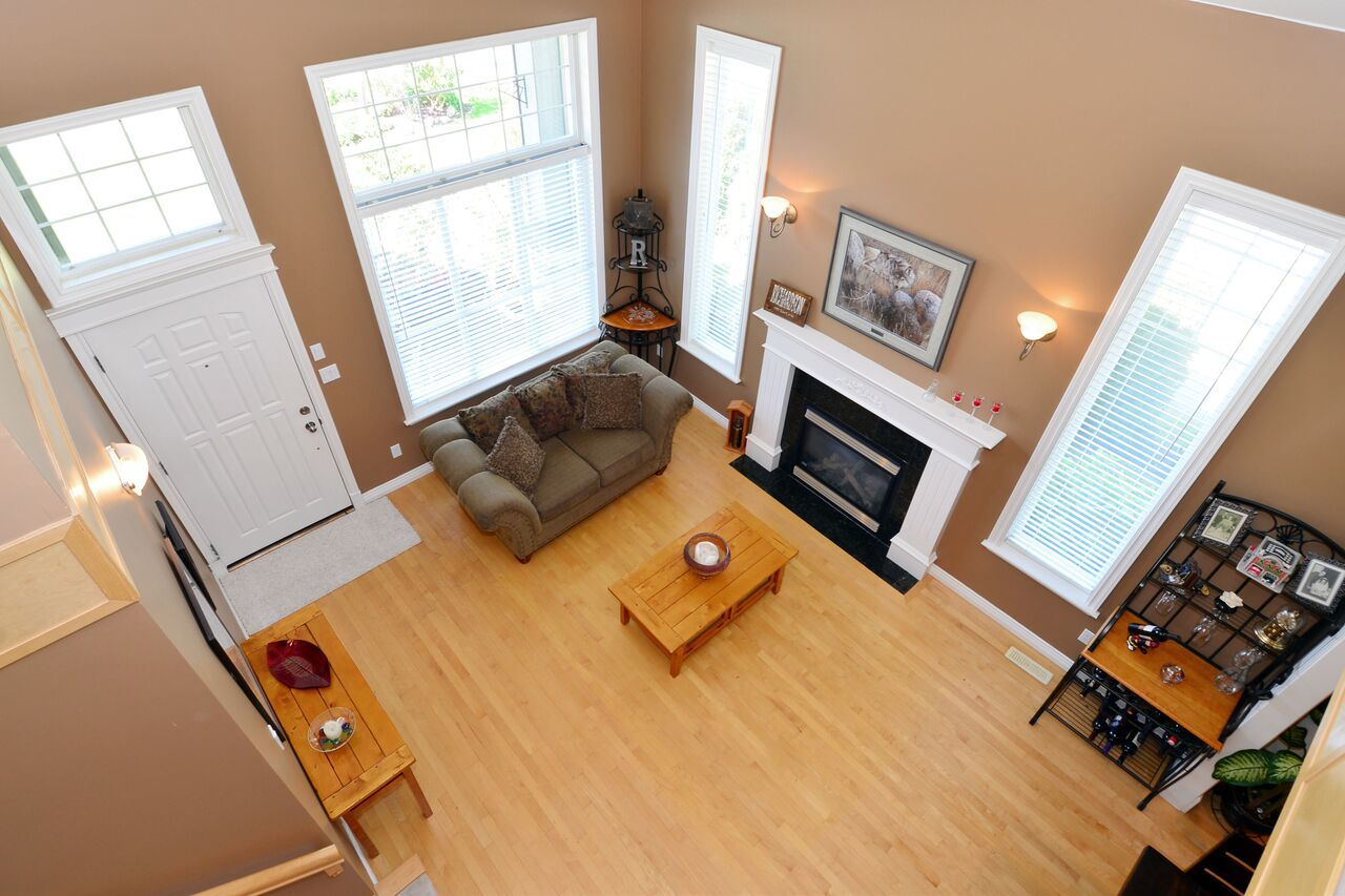 living-room-up-view at 3598 Rosemary Heights Crescent, Morgan Creek, South Surrey White Rock