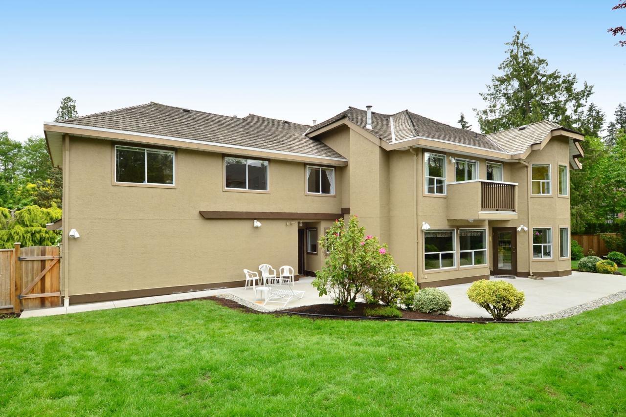 backyard2 at 2961 145a Street,
