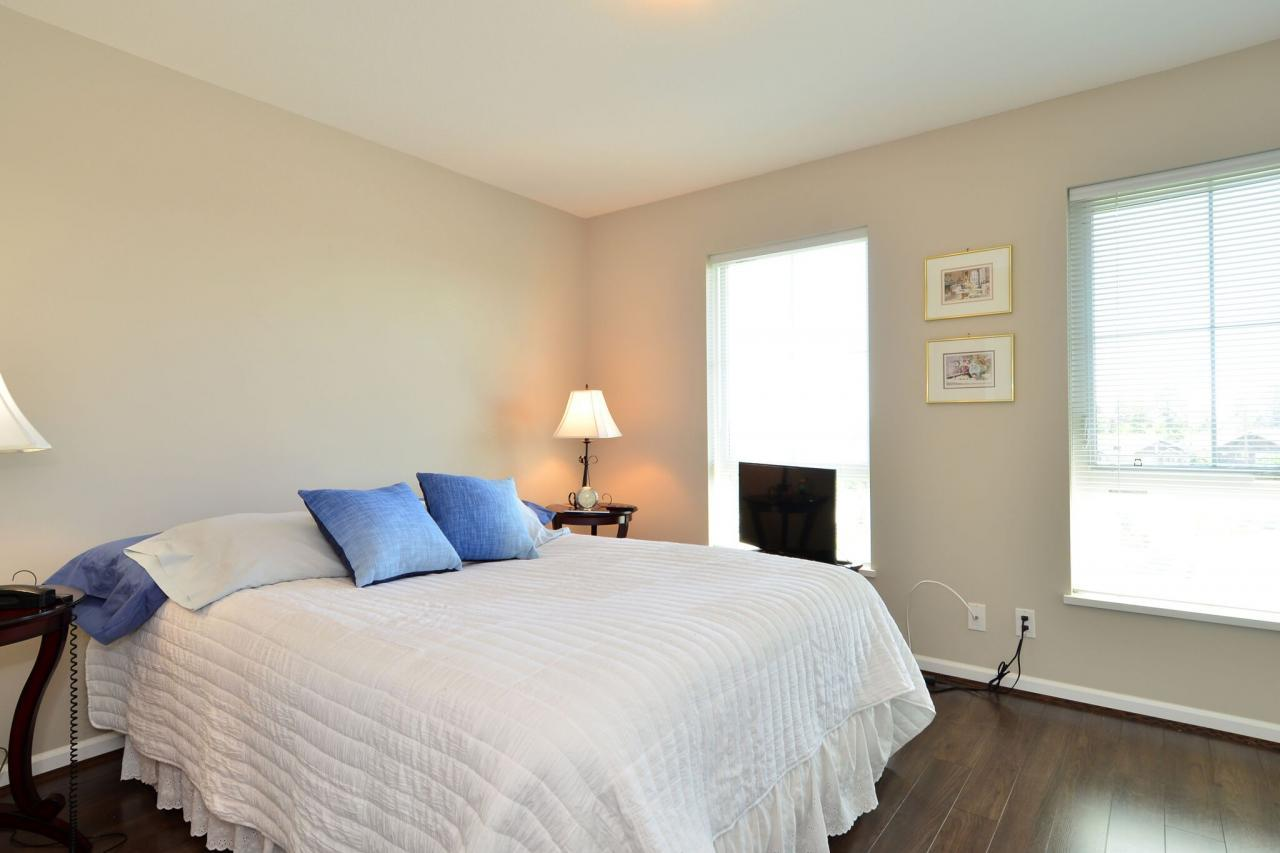 master-bedroom at 6 - 19505 68a Avenue, Clayton, Cloverdale